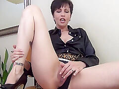 Mommy good boy creampie